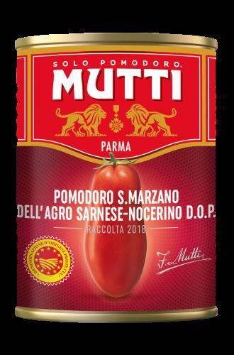 Hele Skrællede San Marzano Tomater