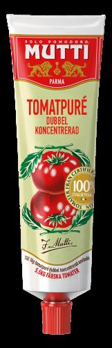 Tomatpuré dobbeltkonsentrert