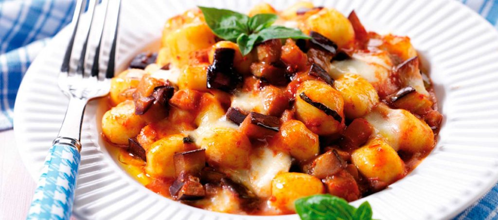 Gnocchi à la siciliana