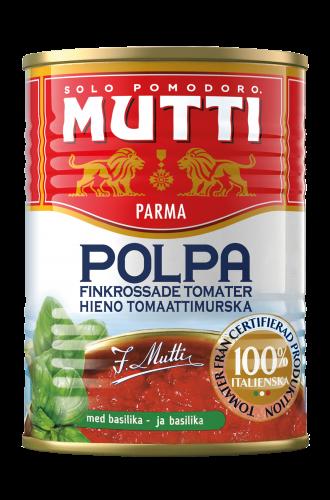 Finkrossade Tomater med Basilika