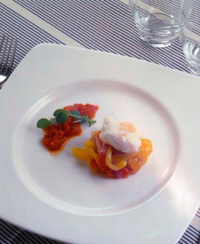 Marulk med Muttis finkrossade tomater