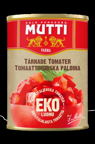 Tärnade tomater EKO