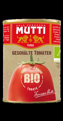 Geschälte Tomaten BIO