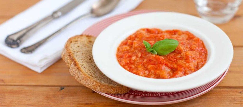 Toskanische Suppe (Pappa col Pomodoro)
