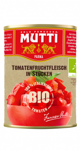 Tomaten in Stücken BIO