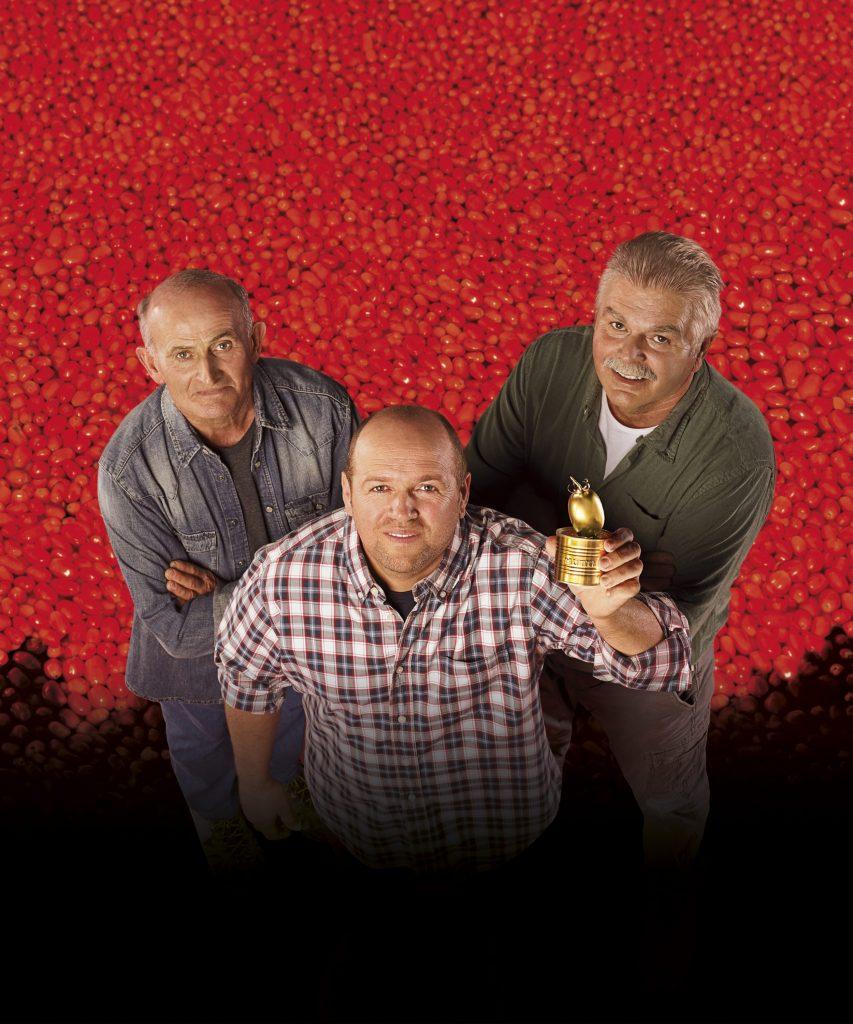Pomodorino D'oro: Die beste Tomatenqualität