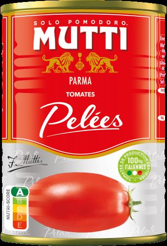 Pelées – Pelati