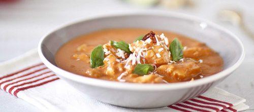 Curry rouge de poisson à la Thaï