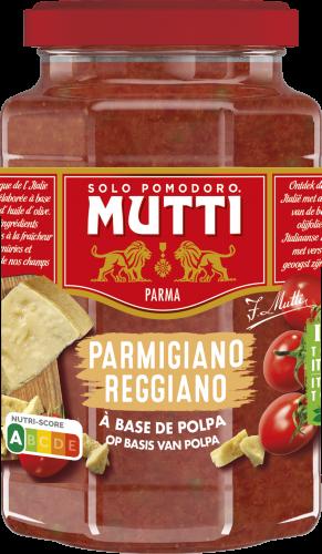 Sauce Tomates et Parmesan