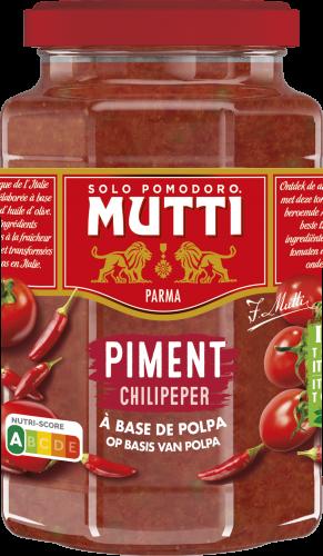 Sauce Tomates et Piments