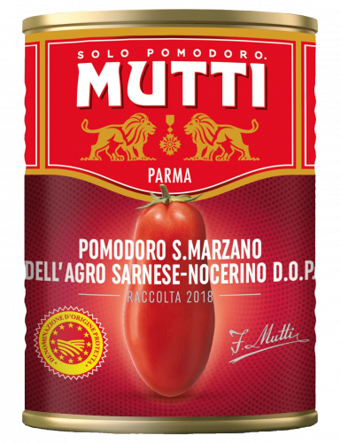 Tomates San Marzano