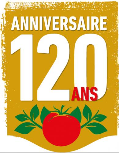 Mutti, expert de la tomate depuis 1899, fête ses 120 ANS