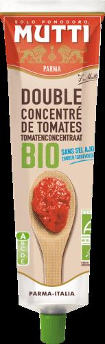 Double concentré de tomates BIO