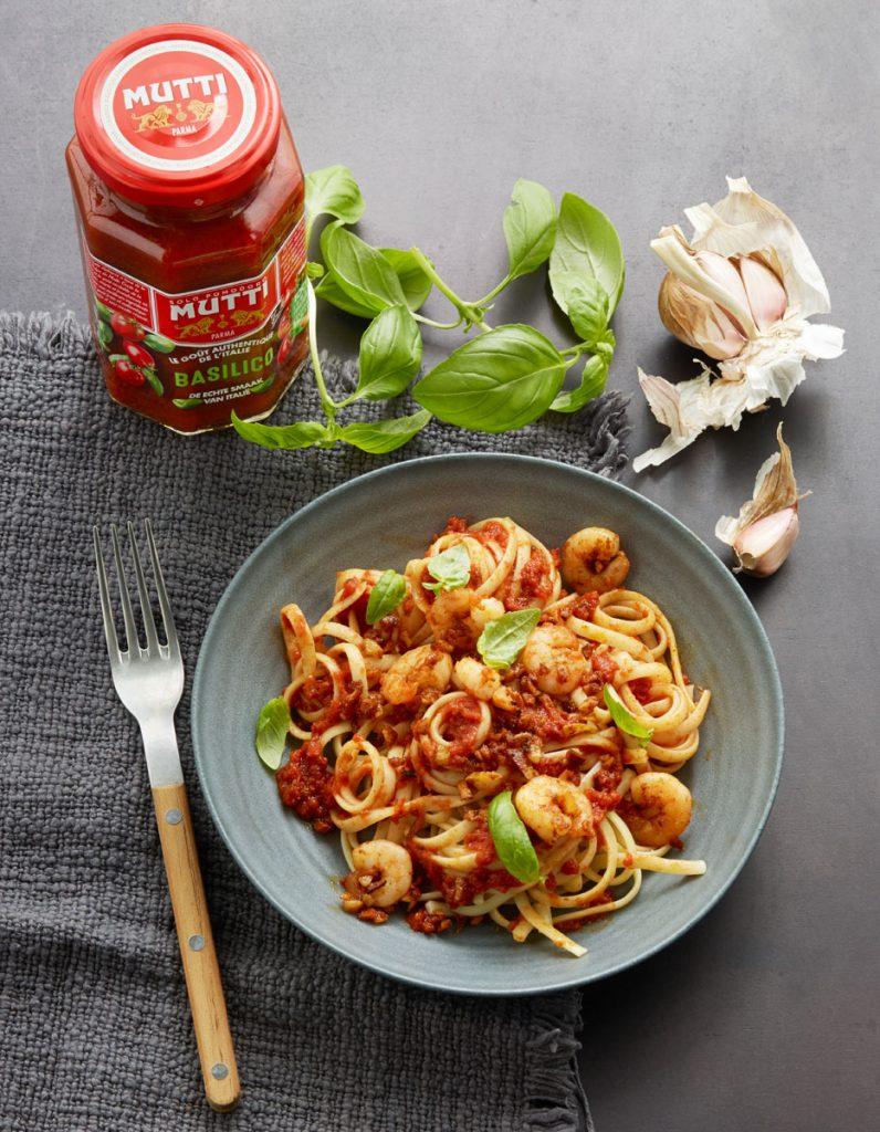 Sauce Tomates et Basilic Mutti