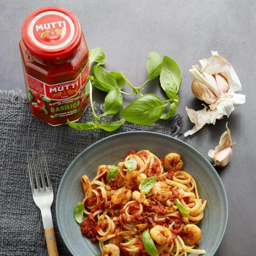 Les nouvelles sauces tomates cuisinées Mutti sont arrivées!