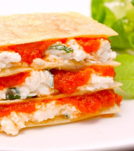 Millefeuilles de lasagnes
