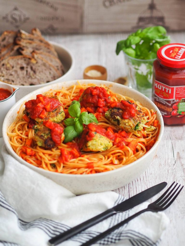 Spaghetti Sauce bolognaise veggie