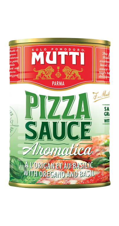 Pizza Sauce With Spices Product Information Mutti