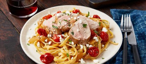 Tuscan Pork Tenderloin