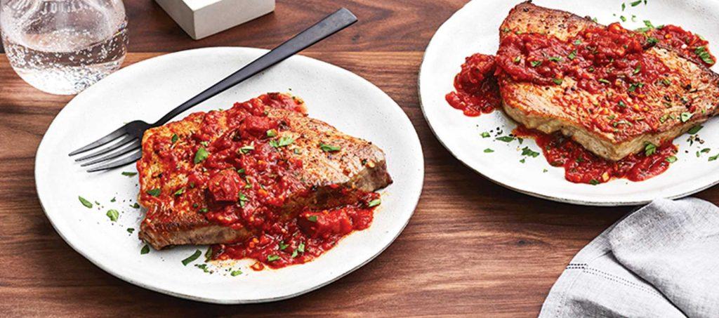 Calabrian-Style Tuna