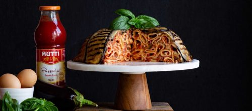 Pasta 'Nscaciata