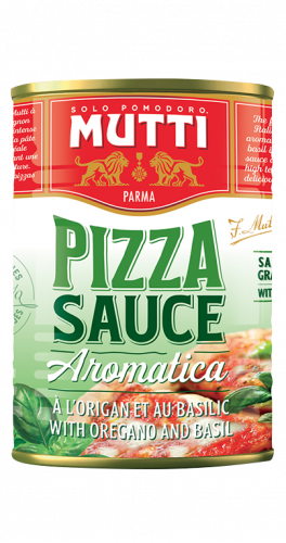 Sos do pizzy z ziołami