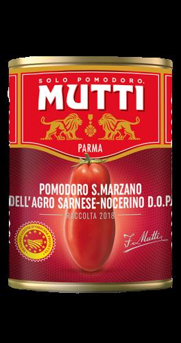 Pomidory San Marzano całe bez skórki