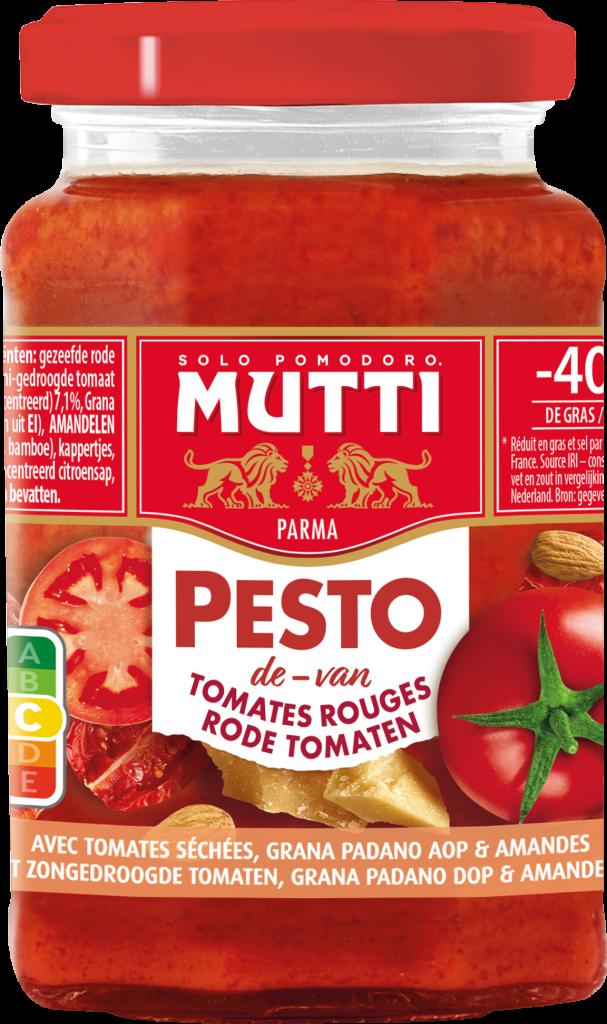 Pesto van Rode tomaten