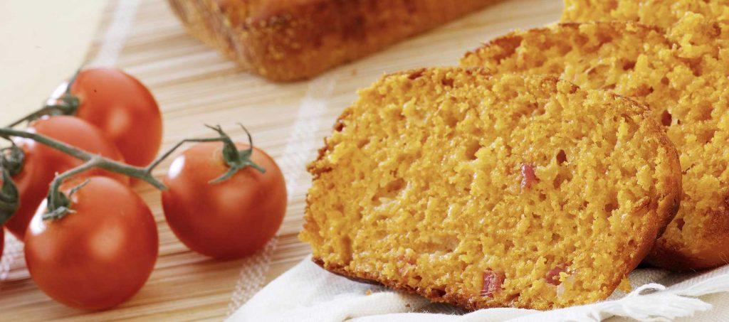 Prăjitura sărata de prune cu pasta de rosii mutti dublu concentrat