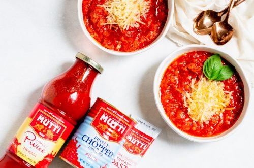 Italian Tomato Bread Soup