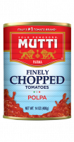 Finely Chopped Tomatoes