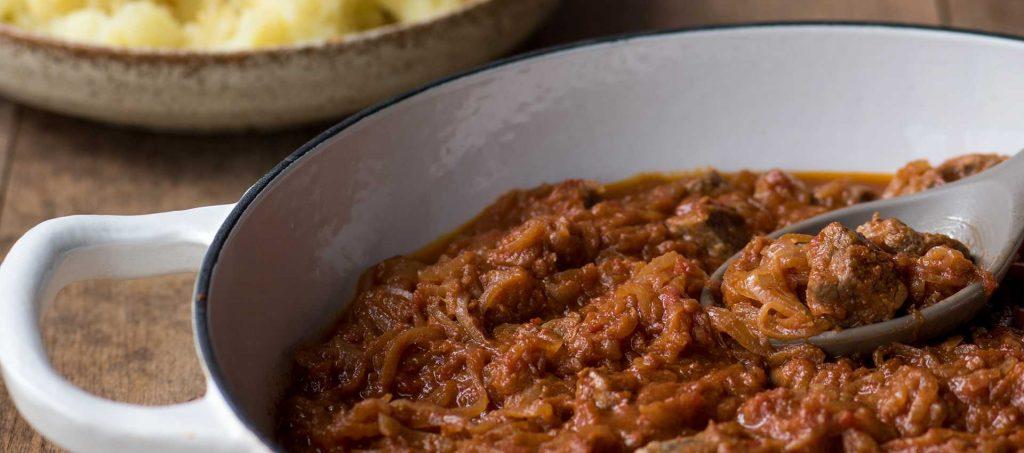 Beef Goulash recipe