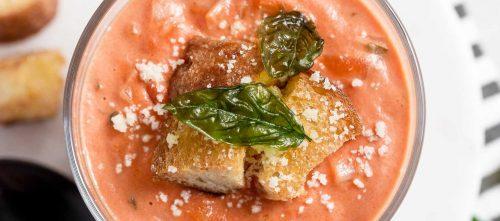 Italian tomato soup recipe