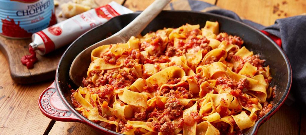Mutti Bolognese from Italy