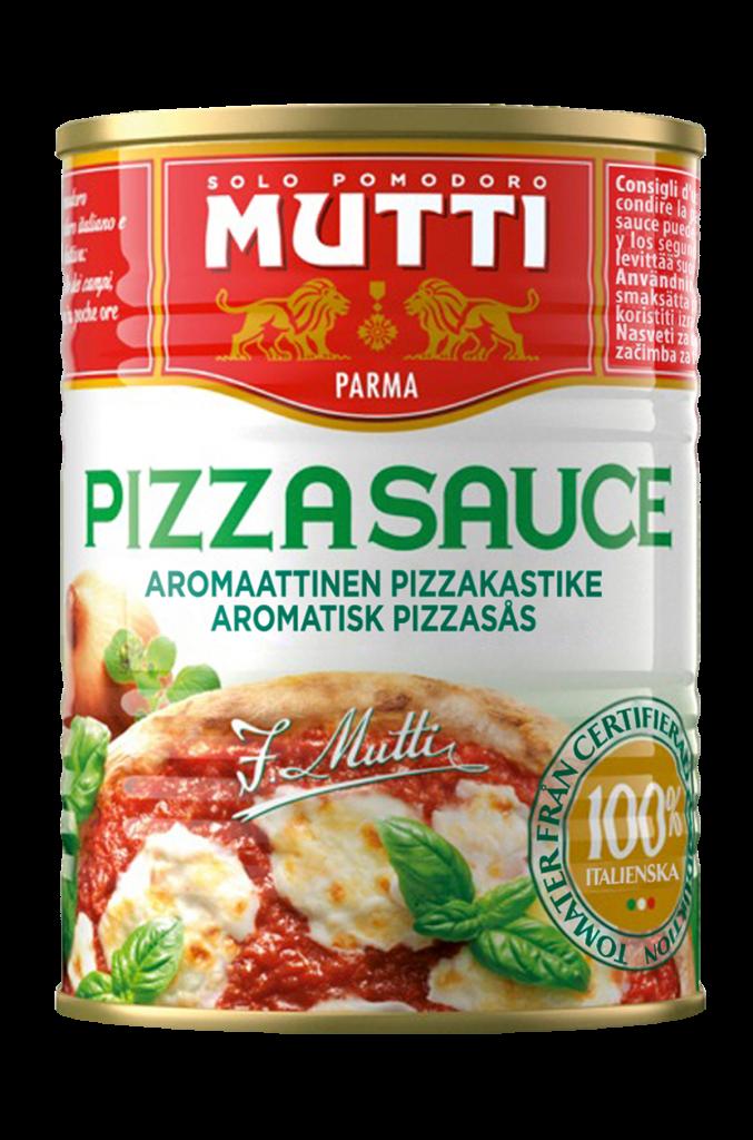 Pizzakastike Mutti