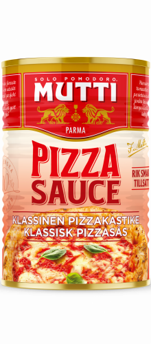 Klassinen Pizzakastike