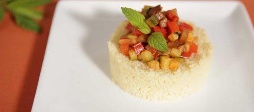 Kasvis-couscous