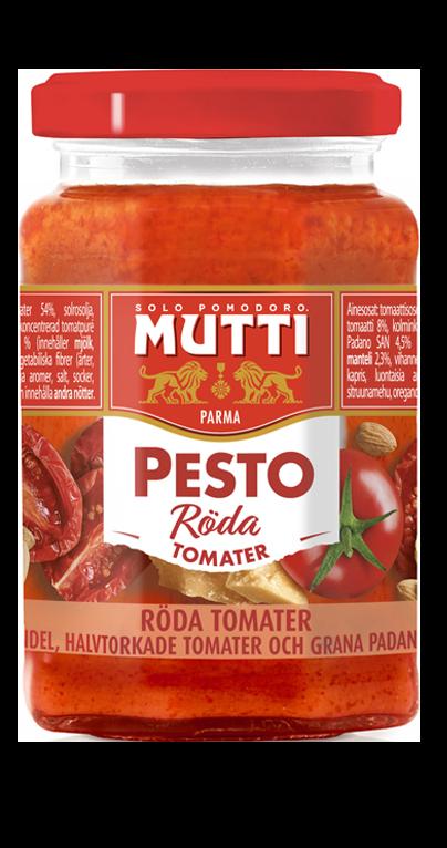 Tomaattipesto