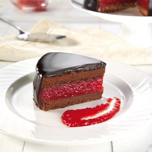 Sacher-kakku Muttin tapaan