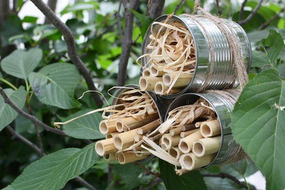 DIY haaste - mehiläispesä
